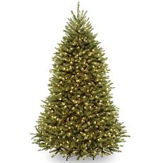 7 ft. Dunhill Fir Tree with Clear Lights