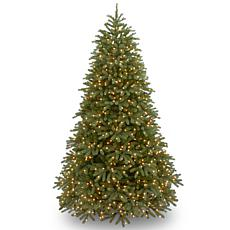 7.5 ft. FEEL-REAL® Jersey Fraser Fir Medium Tree with Clear Lights