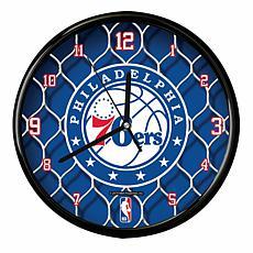 76ers Net Clock