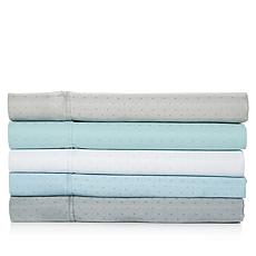 800 Thread Count Swiss Dot Easy Care 6-piece Sheet Set