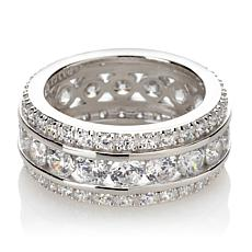 Absolute™ Channel-Set Round Eternity Band Ring