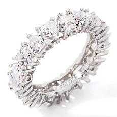 "Absolute™ ""Eternal Love"" Heart-Shape Eternity Ring"