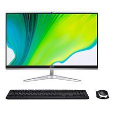 "Acer Aspire All-In One C24-1651-UR13 23.8"" Touch PC i5 12GB 512GB W10H"