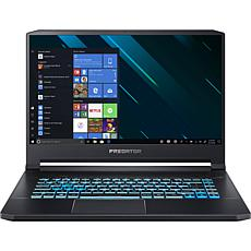 "Acer Predator Triton 500 15.6"" 32GB 1TB Gaming Laptop"