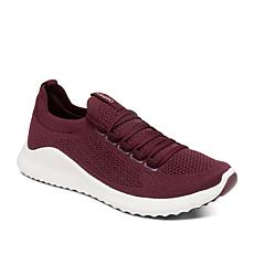 Aetrex® Carly Mesh Sneaker with Built-In Orthotic System