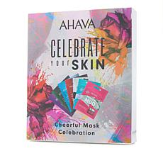 AHAVA Cheerful Mask 7-piece Gift Set