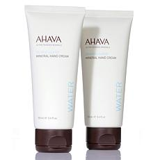 AHAVA Deadsea Water Mineral Hand Cream Duo