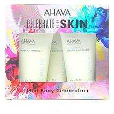 AHAVA Mini Bath & Body Gift Set
