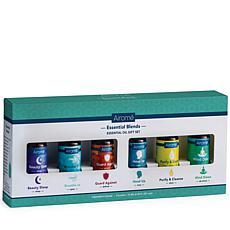 Airomé Essential Blends Essential Oil Gift Set