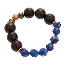 "Akola ""African Queen"" Stretch Bracelet"