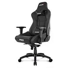 AKRacing Masters Series Pro Gaming Chair - Black