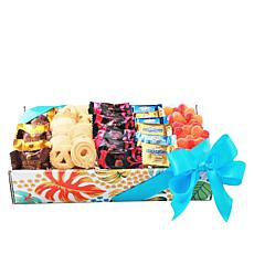 Alder Creek Mother's Day Tray of Gourmet Chocolates and Cookies