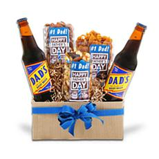 Alder Creek Nuts For Dad Gift Basket