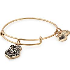 Alex and Ani Law Enforcement Charm Bangle Bracelet