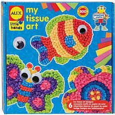 ALEX Toys Little Hands My Tissue Art Kit