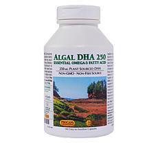 Algal DHA 250 - 180 Capsules