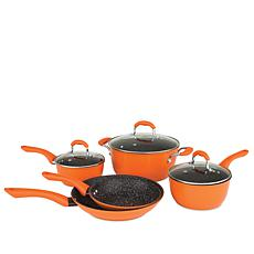Allrecipes™ Sizzle Sensor 8-piece Cookware Set