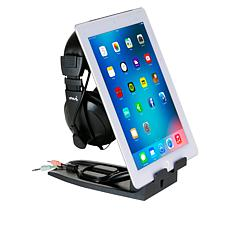 Allsop Adjustable Headphone and Tablet Stand