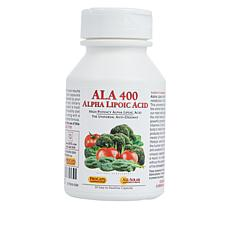Alpha Lipoic Acid-400 - 30 Capsules