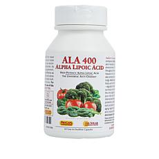 Alpha Lipoic Acid-400 - 60 Capsules