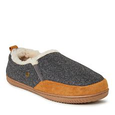 Alpine By Dearfoams Men's Zurich Closed-Back Slippers