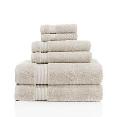Amadeus 100% Turkish Cotton 6pc Towel Set