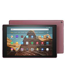 "Amazon Fire 10"" 64GB HD Tablet with Caseable and App Voucher"
