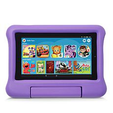 "Amazon Fire 7"" 16GB Kids Edition Tablet w/Voucher"
