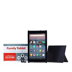"Amazon Fire 8"" HD 16GB Tablet with Memory Card and Show Mode Dock"
