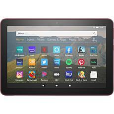 Amazon Fire 8 HD 64GB Tablet in Plum