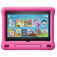 Amazon Fire HD 8 Kids Edition Tablet in Pink