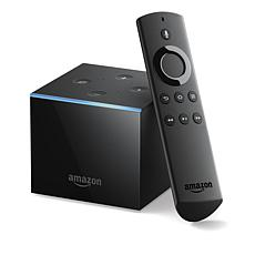 Amazon Fire TV Cube 4K UHD Video-Command Smart Media Streamer w/Remote