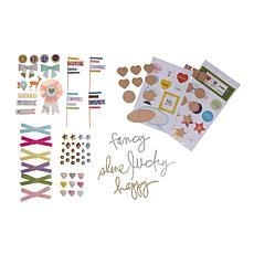 American Crafts Designer Embellishment Kit
