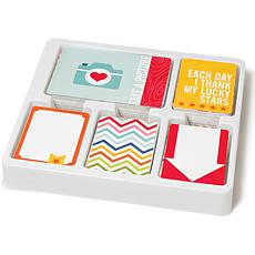 American Crafts Life Collection Core Kit - Honey