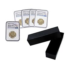 American Innovation Dollar Coin S-Mint PR69 NGC 5-Coin Set