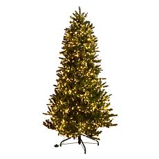 American Tree & Wreath™ 9' Starry Light Tree with EZ Power
