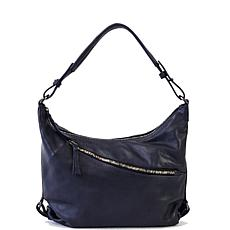 Amsterdam Heritage Coops Leather Hobo Bag
