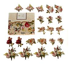 Anna Griffin® 120 Favorite Thankfulness Floral 3D Stickers