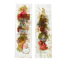 "Anna Griffin® Christmas 36-pack Acetate Cards - 5"" x 7"""