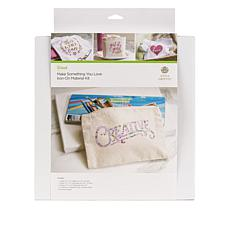 Anna Griffin® Cricut® Make Something You Love Iron-On Kit