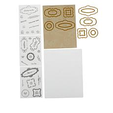 Anna Griffin® Every Day Layer Sentiment Stamps and Dies
