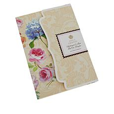 Anna Griffin® Hydrangea and Rose Floral Rub-On Transfers