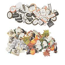 Anna Griffin® Mini Halloween Stickers and Embellishments