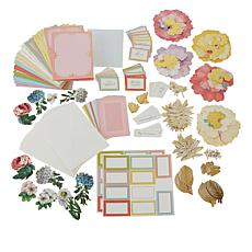 Anna Griffin® Perfect Pop-Up Floral Card Making Kit