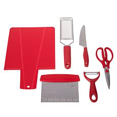 Anne Burrell 6-piece Kitchen Prep Set