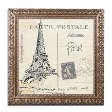 "Anne Tavoletti ""Postcard Sketches III"" Art"