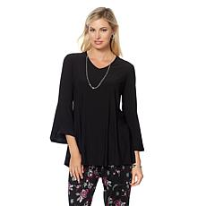 Antthony Bell-Sleeve Top