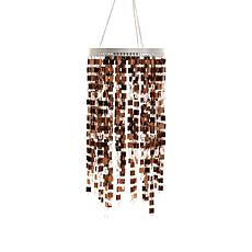 Anywhere Lighting Large Shimmer Falls Chandelier