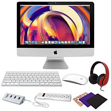 "Apple iMac® 21.5"" 6-Core Intel i5 8GB RAM/1TB HDD Desktop"