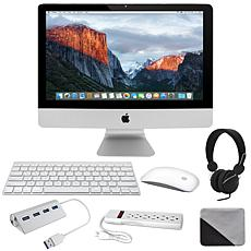 "Apple iMac® 27"" Intel Quad-Core i5 3.4GHz 8GB RAM, 1TB HDD PC Bundle"